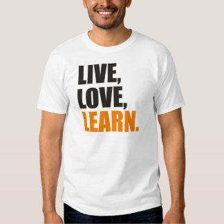 learn tshirt