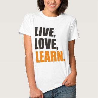 learn tshirts
