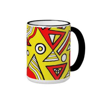 Learned Fresh Sociable Legendary Ringer Mug