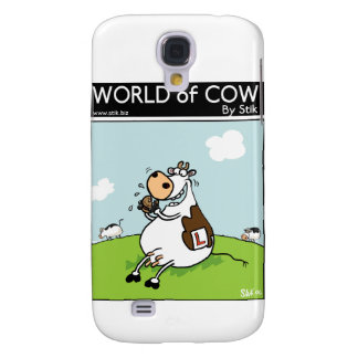 Learner Cow Galaxy S4 Case