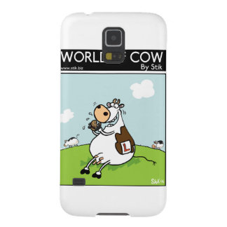 Learner Cow Galaxy S5 Cases