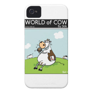 Learner Cow iPhone 4 Case