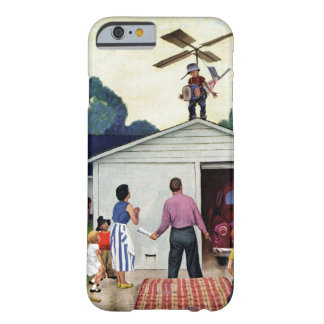 Learning to Fly Barely There iPhone 6 Case