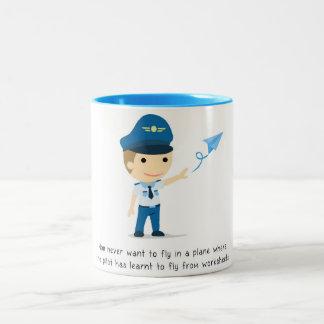 Learning to fly - Mug