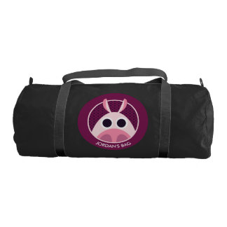 Leary the Pig Gym Bag