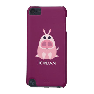 Leary the Pig iPod Touch (5th Generation) Cover