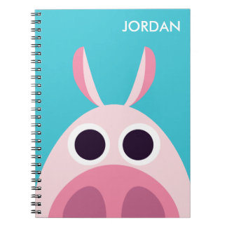 Leary the Pig Notebooks