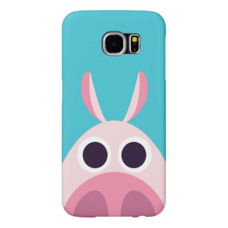 Leary the Pig Samsung Galaxy S6 Cases