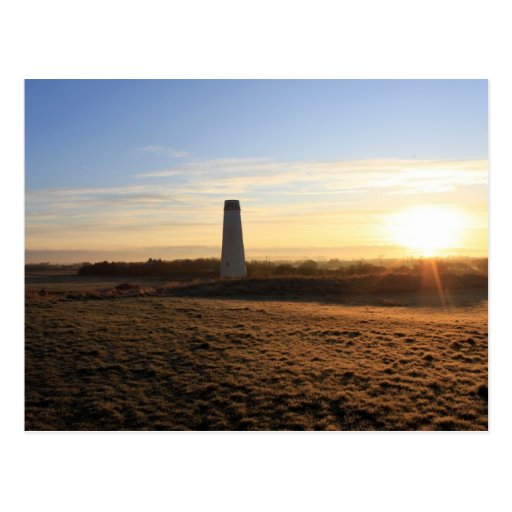 Leasowe Lighthouse Post Card