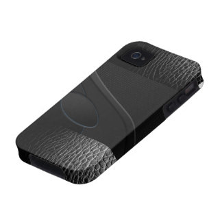 Leather and kevlar padded iphone 4/4S case! (Vibe) Vibe iPhone 4 Cover