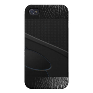 Leather and padded iPhone 4/4S case! iPhone 4/4S Case