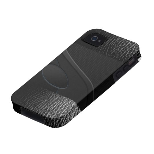 Leather and padded iphone 4/4S case! (Vibe) Vibe iPhone 4 Cover