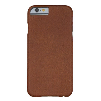 Leather Barely There iPhone 6 Case