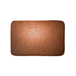 Leather Bath Mat