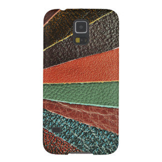 Leather Case For Galaxy S5