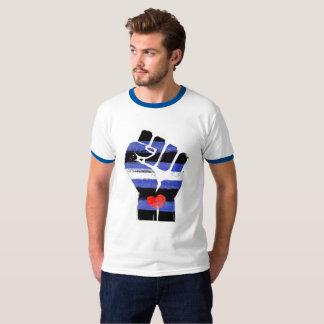 LEATHER DADDIES RESIST - LGBT RESISTANCE -- - T-Shirt