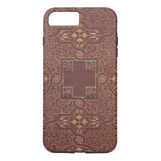 Leather Design, Antique Style iPhone 8 Plus/7 Plus Case