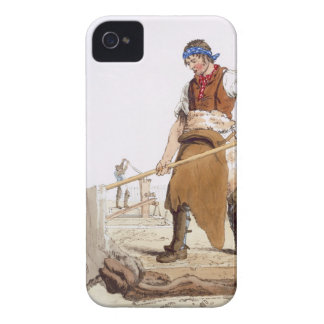 Leather Dresser, from 'Costume of Great Britain' p iPhone 4 Cases