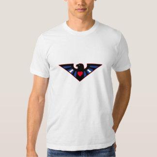 Leather Eagle Pride Tee Shirt