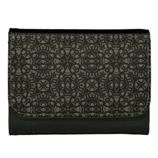 LEATHER EVENING WALLET CLUTCHES