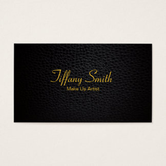 Leather Fade Business Card