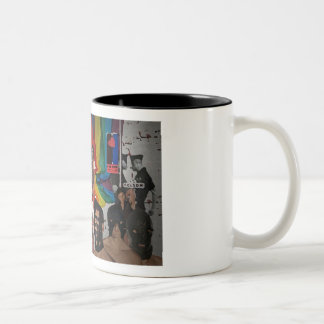 Leather Faire GLBT Pride Mug