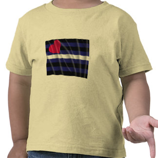 LEATHER FLAG FLYING -.png Shirt