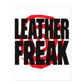 Leather Freak Postcard