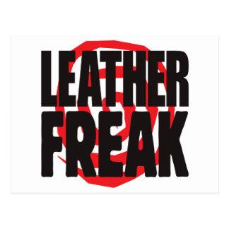 Leather Freak Post Card