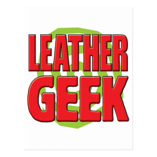 Leather Geek Post Cards