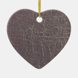 leather grey silver texture template diy add text ceramic heart decoration