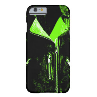Leather Jacket Green iPhone 6 case