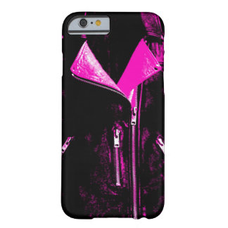 Leather Jacket Pink iPhone 6 case