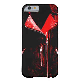 Leather Jacket Red iPhone 6 case