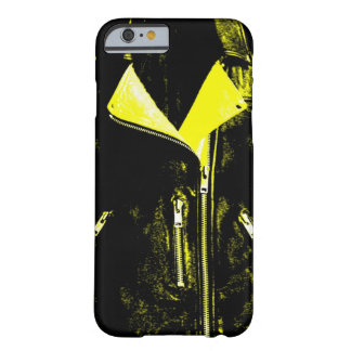 Leather Jacket Yellow iPhone 6 case