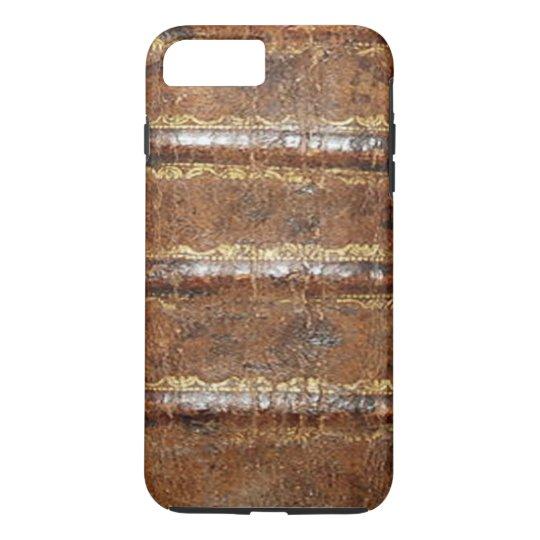 Leather look 6s plus iPhone 7 plus case