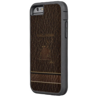 Leather-Look Halloween 1 Tough Xtreme iPhone 6 Case
