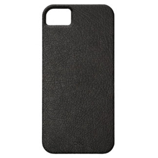 Leather Look iPhone 5 Case Mate Case