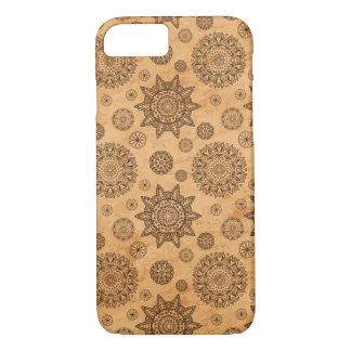 Leather Pattern Apple iPhone 7, Barely Phone Case