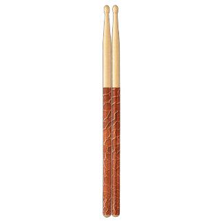 Leather Pattern Drumsticks