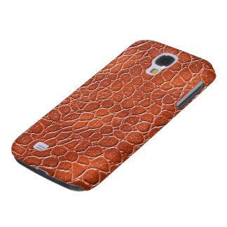 Leather Pattern Galaxy S4 Case