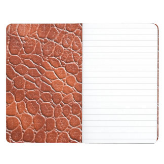 Leather Pattern Journal