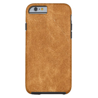 Leather Photograph Background Tough iPhone 6 Case
