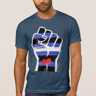 Leather Pride and Power T-Shirt