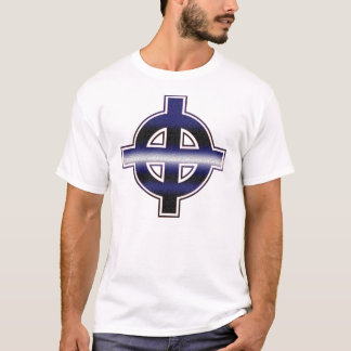 Leather Pride Celtic Cross T-Shirt