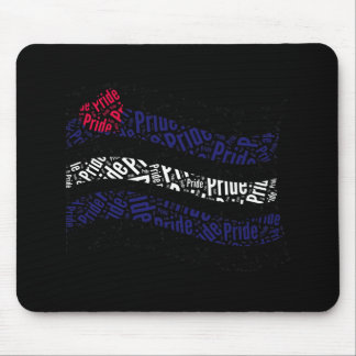 Leather Pride Flag Mouse Pad