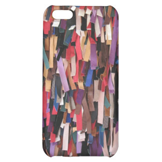 leather strips cover for iPhone 5C