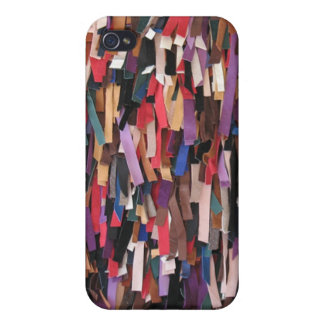 leather strips iPhone 4 covers