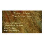 LEATHER TEXTURE Business & Profile Cards Business Cards