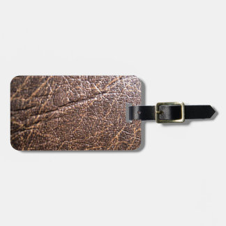 LeatherFaced 3 Bag Tags